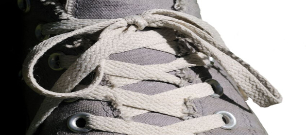 Even a Shoelace Says Something About the Consumer