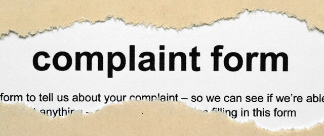 The Value of Complaints