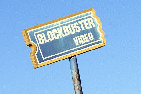 Blockbuster: The Next Cautionary Tale
