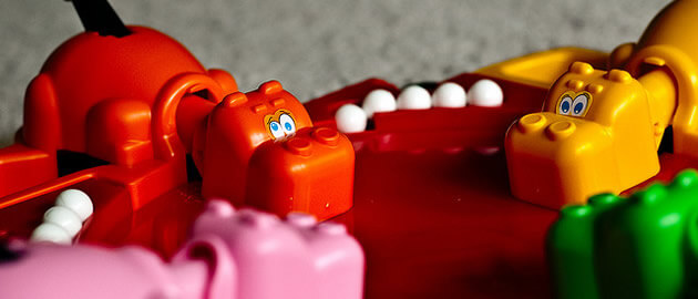 A Message to Wall Street: Are You Just Another Hungry Hippo?